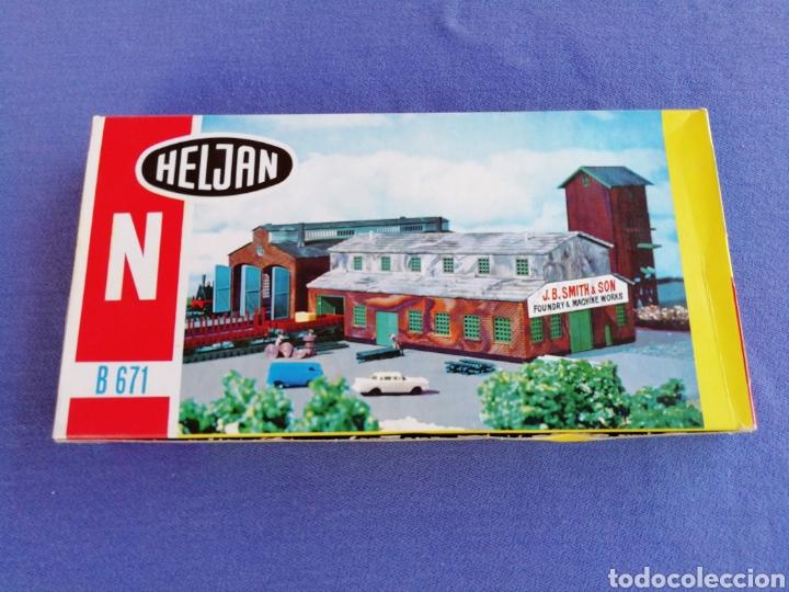 Trenes Escala: Construcción Heljan N B 671. Como se muestra en las fotos - Foto 2 - 169996137