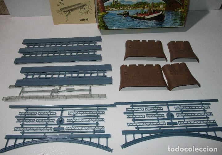 Trenes Escala: KIBRI B-7622, puente metálico, escala N - Foto 2 - 172319830