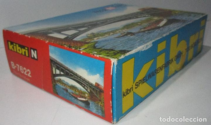 Trenes Escala: KIBRI B-7622, puente metálico, escala N - Foto 4 - 172319830