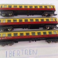 Trenes Escala: TREN ESCALA N IBERTREN. Lote 179079865
