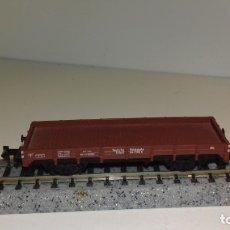 Trenes Escala: MINITRIX N BORDE BAJO (CON COMPRA DE 5 LOTES O MAS, ENVÍO GRATIS). Lote 173248802