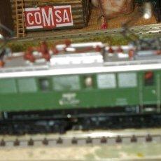 Trenes Escala: LOCOMOTORA MINITRIX - CON LUZ DIRECCIONAL. Lote 174192407
