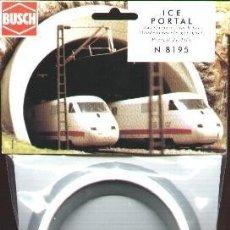 Trenes Escala: BOCA DE TUNEL DOBLE VIA . Lote 176070539