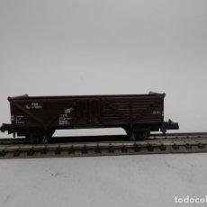 Trenes Escala: VAGÓN BORDE ALTO ESCALA N DE PIKO . Lote 176202743