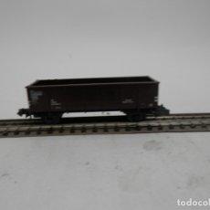 Trenes Escala: VAGÓN BORDE ALTO ESCALA N DE PIKO . Lote 176259840