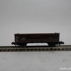 Trenes Escala: VAGÓN BORDE ALTO ESCALA N DE PIKO . Lote 176259883