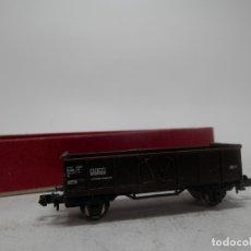 Trenes Escala: VAGÓN BORDE ALTO ESCALA N DE PIKO . Lote 176844082