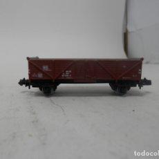 Trenes Escala: VAGÓN BORDE ALTO ESCALA N DE PIKO . Lote 176930140