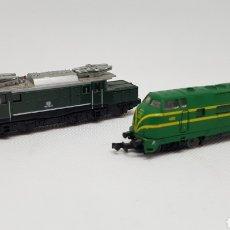 Trenes Escala: 2 LOCOMOTORAS CIL ESCALA N. Lote 177083147