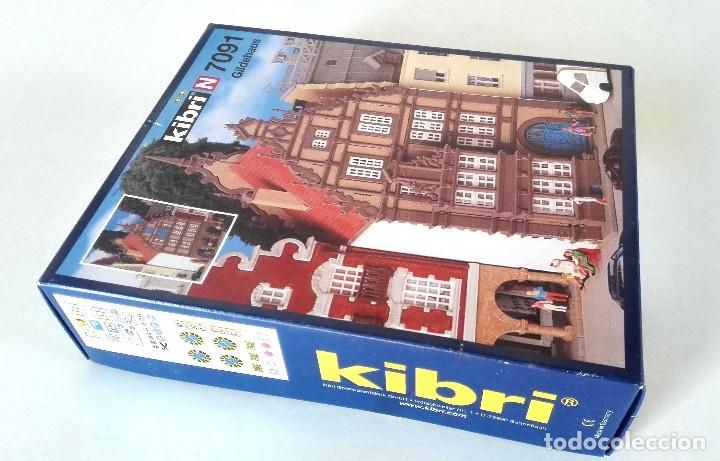 Trenes Escala: KIBRI N 7091 • GILDEHAUS • Escala N (Kit Modelo ferroviario 12,5 x 6,5 x 8 cm) - Foto 4 - 177120385