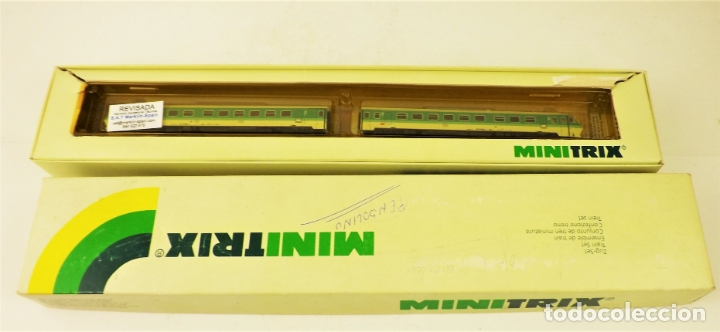 Trenes Escala: Minitrix Pendolino 12887 Escala N - Foto 2 - 177450835