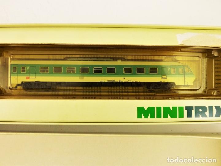 Trenes Escala: Minitrix Pendolino 12887 Escala N - Foto 4 - 177450835