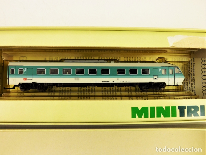 Trenes Escala: Minitrix Pendolino 12887 Escala N - Foto 6 - 177450835