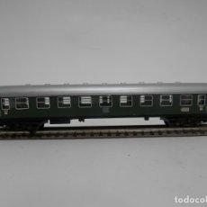 Trenes Escala: VAGÓN PASAJEROS ESCALA N DE MINITRIX . Lote 177591224