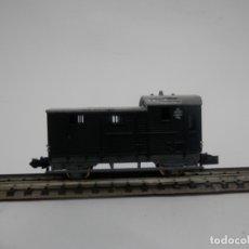 Trenes Escala: VAGÓN FURGON ESCALA N DE MINITRIX . Lote 177591889