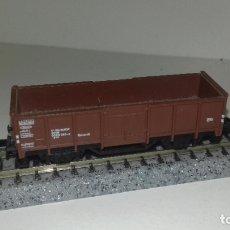 Trenes Escala: MINITRIX N BORDE ALTO (CON COMPRA DE CINCO LOTES O MAS ENVÍO GRATIS). Lote 178606606