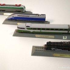 Trenes Escala: LOTE DE TRENES EDICIONES DEL PRADO ESCALA N (VER DESCRIPCIÓN). Lote 179405295