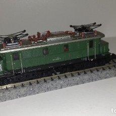 Trenes Escala: MINITRIX N LOCOMOTORA 144-083-3L43-182 (CON COMPRA DE CINCO LOTES O MAS ENVÍO GRATIS). Lote 180119362