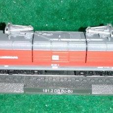 Trenes Escala: LOTE OFERTA - LOCOMOTORA ESTÁTICA DE COLECCION - NUEVA EN SU BLISTER - ESCALA N 1:160. Lote 180435218