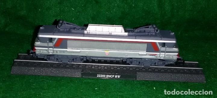 LOTE OFERTA - LOCOMOTORA ESTÁTICA DE COLECCION - NUEVA EN SU BLISTER - ESCALA N 1:160 (Juguetes - Trenes Escala N - Otros Trenes Escala N)