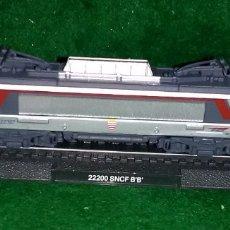 Trenes Escala: LOTE OFERTA - LOCOMOTORA ESTÁTICA DE COLECCION - NUEVA EN SU BLISTER - ESCALA N 1:160. Lote 180435237