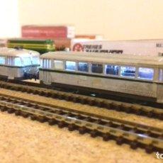 Trenes Escala: FERROBUS ABUELO RENFE DIGITAL CON LUZ. Lote 180495167