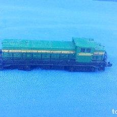 Trenes Escala: MAQUETA TREN - CIL - ESCALA N 1:160 - MAQUINA DE TREN. Lote 181024960