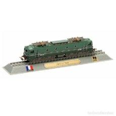 Trenes Escala: SNCF CC7100 1:160 FERROCARRIL LOCOMOTORA ESCALA DELPRADO. Lote 205751388