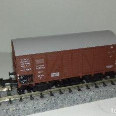 Trenes Escala: MINITRIX N CERRADOL43-226 (CON COMPRA DE 5 LOTES O MAS ENVÍO GRATIS). Lote 182205873