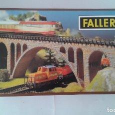Trenes Escala: FALLER, PUENTE, REF. N 2588. Lote 182961466