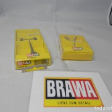 Trenes Escala: LOTE FAROLAS ESCALA N DE BRAWA . Lote 183036432