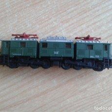 Trenes Escala: LOCOMOTORA DE TREN MARCA CIL - ESCALA N 1160 (MAQUETA). Lote 183055211