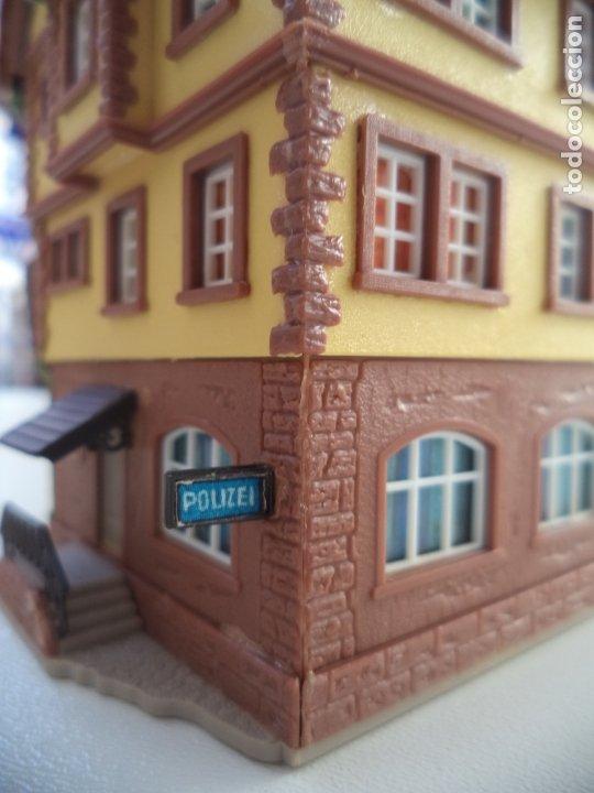 Trenes Escala: EDIFICIO POLICIA VOLLMER NUEVO ESCALA N - Foto 5 - 183298347
