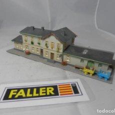 Trenes Escala: ESTACION ESCALA N DE FALLER . Lote 183551410