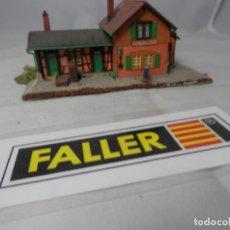 Trenes Escala: ESTACION ESCALA N DE FALLER . Lote 183591853
