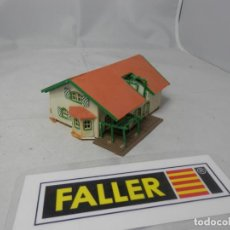 Trenes Escala: EDIFICIO ESCALA N DE FALLER . Lote 184229290