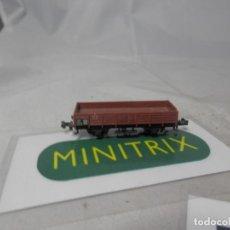 Trenes Escala: VAGÓN PASAJEROS ESCALA N DE MINITRIX . Lote 184650413