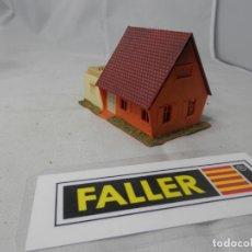 Trenes Escala: EDIFICIO ESCALA N DE FALLER . Lote 184741066
