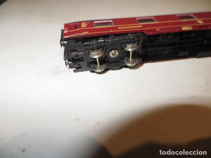 Trenes Escala: VAGON ATLAS RIVAROSSI DE PASAJEROS MUY BUEN ESTADO,BARATO - Foto 4 - 186452501