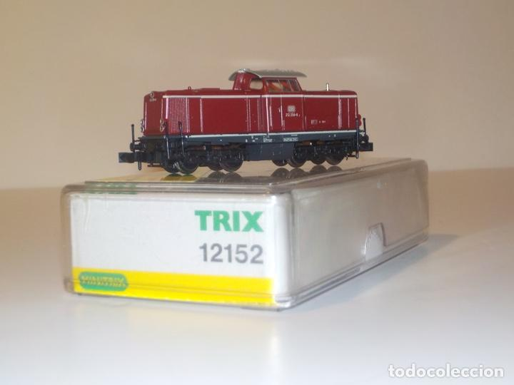LOCOMOTORA TRIX 12152 ESCALA N COMO. NUEVA (Juguetes - Trenes Escala N - Otros Trenes Escala N)
