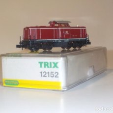 Trenes Escala: LOCOMOTORA TRIX 12152 ESCALA N COMO. NUEVA. Lote 191876313