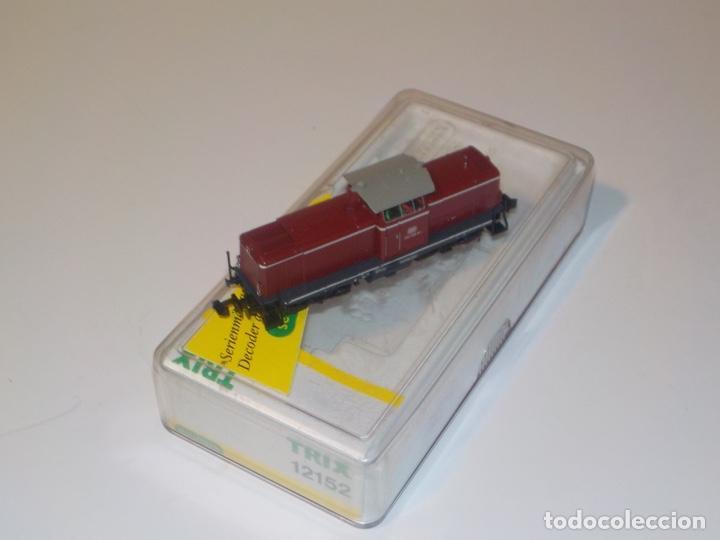 Trenes Escala: Locomotora Trix 12152 escala N como. nueva - Foto 2 - 191876313