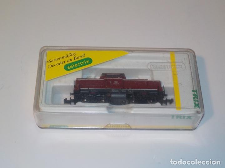 Trenes Escala: Locomotora Trix 12152 escala N como. nueva - Foto 4 - 191876313
