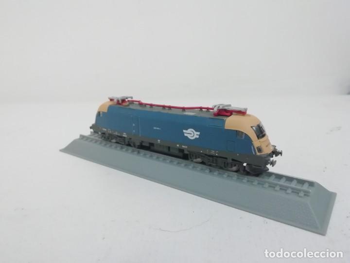 Trenes Escala: Locomotora MAV 1047 Escala N Hungría Colección Del Prado NUEVA - Foto 2 - 192045277