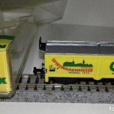 Trenes Escala: MINITRIX N CERRADO REF 3530L44-219 (CON COMPRA DE 5 LOTES O MAS ENVÍO GRATIS). Lote 192261410