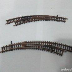 Trenes Escala: DESVÍOS ESCALA N USADOS FUNCINANDO SON MANUALES. Lote 193875737