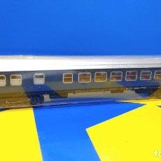 Trenes Escala: VAGON -VAGÓN ESCALA N CSD SCHISCHT CON LUZ -SIN USO NUEVO. Lote 194060821