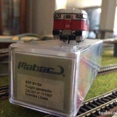 Comboios Escala: TREN TALGO MANSO MABAR. Lote 194108542