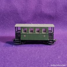 Trenes Escala: VAGON DE PASAJEROS. EGGER BAHN. ESCALA N. TREN.. Lote 194141437