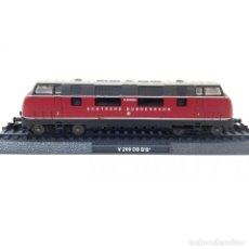 Trenes Escala: V 200 DB B B DEUTSCHE BUNDESBAHN ESCALA N 1:160 FERROCARRIL LOCOMOTORA. Lote 194303270